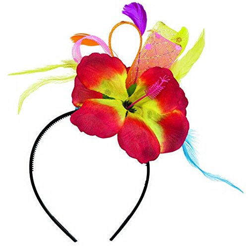Amscan Hibiscus Party Fashionista Headband, 11