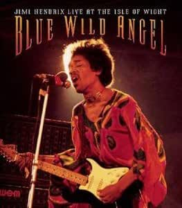 Blue Wild Angel: Live at the Isle of Wight [Vinyl]