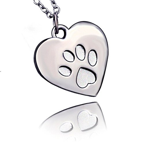 Heart Paw Claw of Dog, Puppy, Kitty or Cat