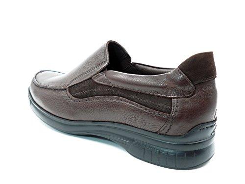 tipo 8157 mocasin color Zapatos hombre libano FLUCHOS 62n Marron piel qaTwf5x