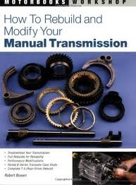 Download How to Rebuild and Modify Your Manual Transmission 1st (first) edition Text Only pdf epub