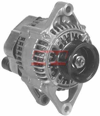 Quality-Built 13593N Supreme Import Alternator - (1999 Plymouth Voyager Alternator)