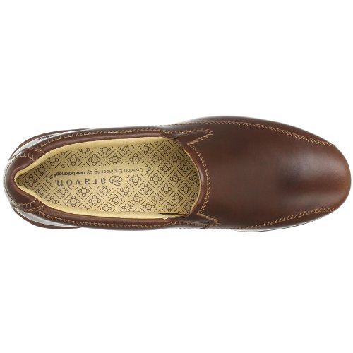 Slip-on In Pelle Marrone Aravon Da Donna