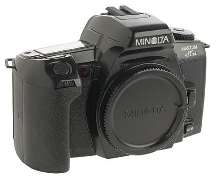 Minolta Cámara réflex Maxxum HTsi de 35 mm (Solo el Cuerpo ...