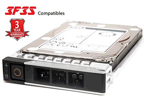(10 Pack  ) GC826 DELL Compatible Hard Drives by 3F3S 146-GB U320 SCSI HP 10K w/9D988 w/ 3 Year Warranty