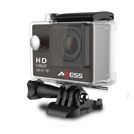 axess-cs3605-bk-1080p-full-hd-wide-angle-lens-sports-and-action-camera-with-waterproof-housing-acces