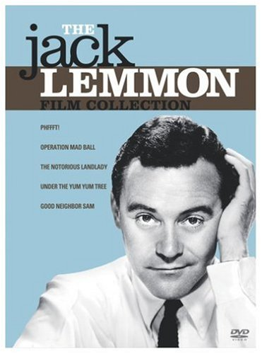 Columbia Classic Series - The Jack Lemmon Film Collection (Phffft! / Operation Mad Ball / The Notorious Landlady / Under the Yum Yum Tree / Good Neighbor Sam)