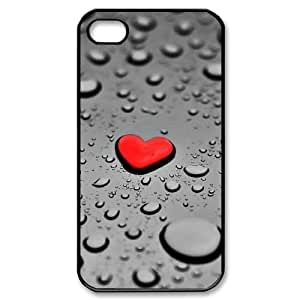 Raindrops CUSTOM Cell Phone Case For HTC One M7 Case Cover LMc-51675 at LaiMc