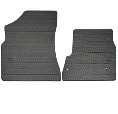 CITROEN BERLINGO 1.6 HDi 625Kg Enterprise 2+1 BLACK WITH BLUE PIPING VAN SEAT COVERS DRIVER DOUBLE PASSENGER SEATS