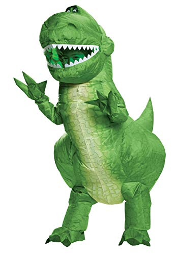 Toy Story 4 Rex Inflatable Child Costume