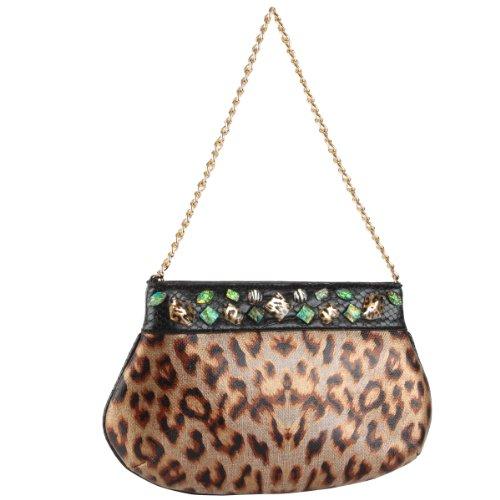 Christian Audigier Samantha Chain Link Handbag - Buy Online in UAE ... d6f478ed7dae6