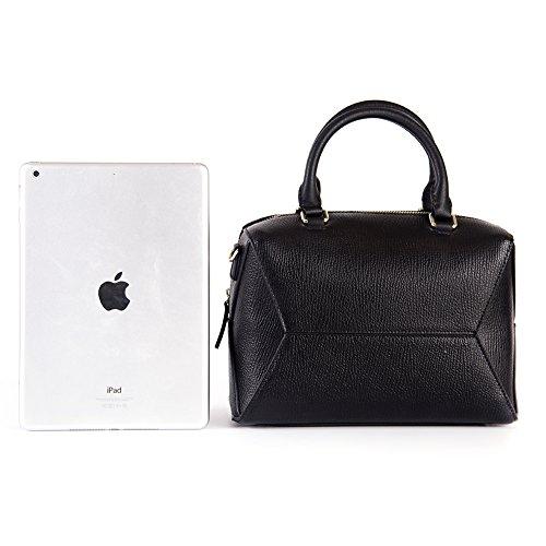 Bags LANGYUE Wallets Black Women for and Handbags Satchel Purses Shoulder Tote 8wq1fB8H