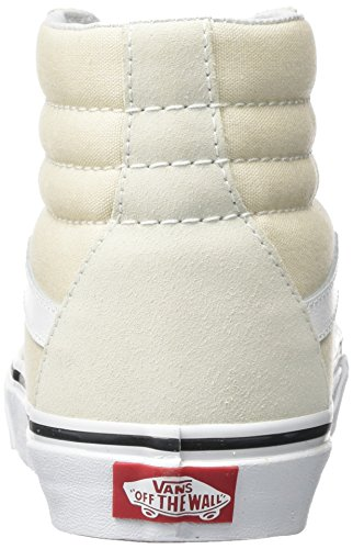 Vans Men's Sk8-Hi(Tm) Core Classics Birch/True White sale websites purchase for sale latest sale online sale best sale prices online B1NbDT0onx