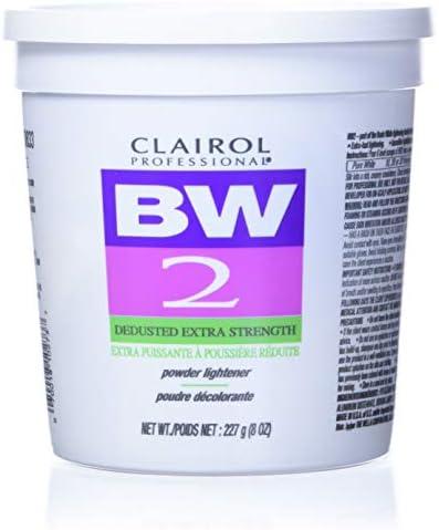 Clairol Professional Bw2 Hair Powder Lightener For Hair Lightening Amazon Ae