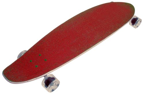 TNG LED Lighted Concave Kicktail Longboard
