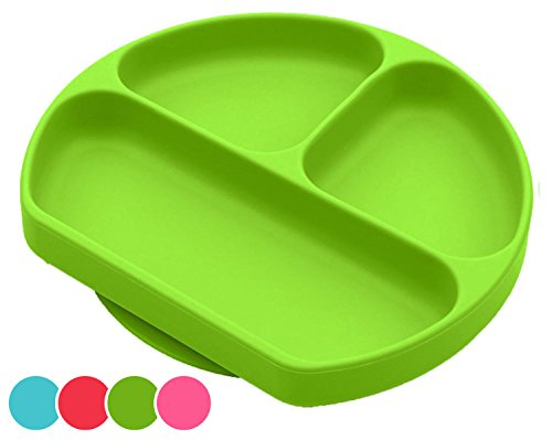 Suction Toddlers Silicone Placemats Baby product image