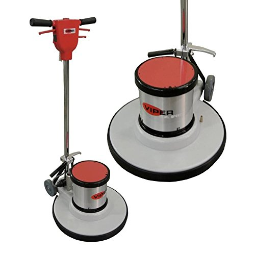 Viper Cleaning Equipment VN20DS Venom Series Dual Speed Buffer, 20