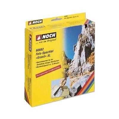 Stucco per riproduzione rocce di Granito XL 1000 gr Noch 60882 no 60882