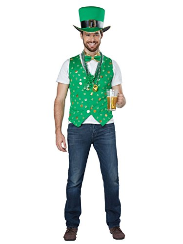 California Costumes Men's Luck of The Irish Kit