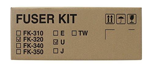 - Genuine Kyocera Mita FK320 Fuser (Fixing) Unit - 120 Volt 302F993079