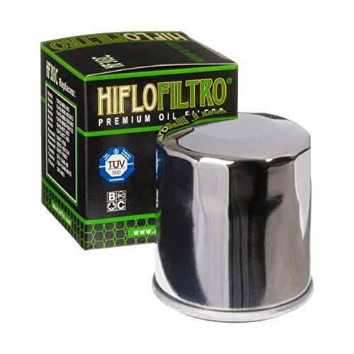 Trumpet Tyres Yamaha YZF R6 600 99 00 01 02 03 04 05 Chrome Oil Filter Genuine OE Quality HiFlo HF303C