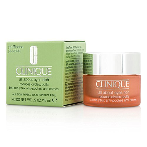 Clinique All About Eyes Rich Cream - 5