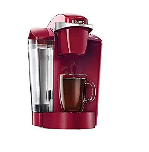 Keurig K50 Coffee Maker (Rhubarb) (Mini Keurig In Pink compare prices)