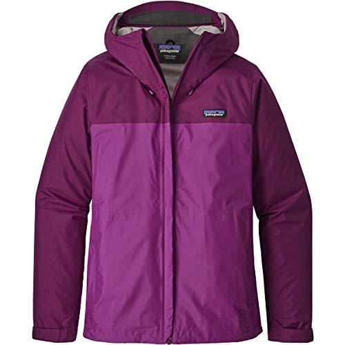 """Patagonia Purple Cappuccio Giacca Da """"torrent"""" Con Geode Donna Tw1Tq4r"""