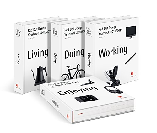 Pdf Arts Red Dot Design Yearbook 2018/2019: Living, Doing, Working & Enjoying (Red Dot Design Concept Yearbook) (English and German Edition)