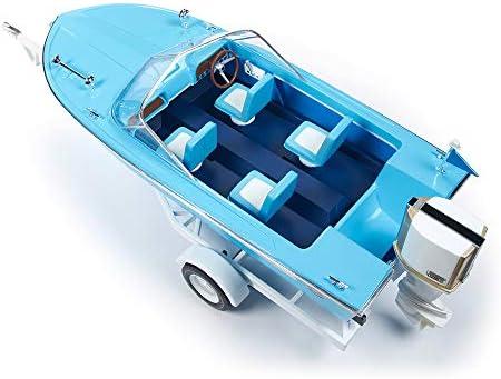 MPC 1/18 1969 ハイドロ・ビー モーターボート プラスチックモデルキット MPC883