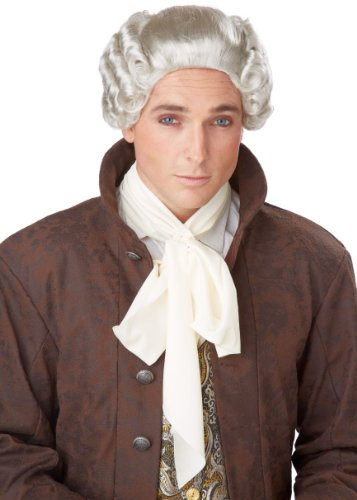 18th Century Peruke Adult Wig