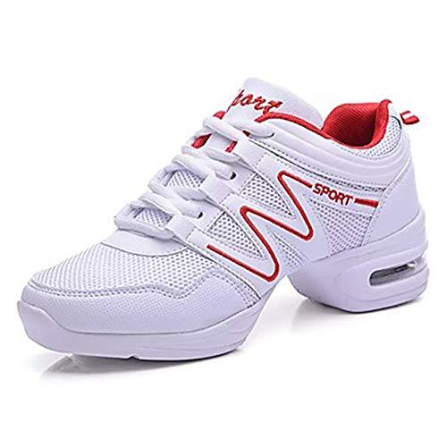 sneakers scarpe White tulle nero donna da TTSHOES comfort bianco autunno oro primavera OqwnSC0
