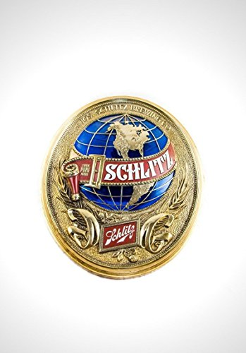 ORIGINAL VINTAGE '1977 SCHLITZ BEER GLOBE' BAR SIGN/ADVERTIS
