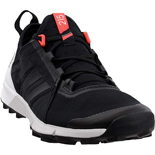 adidas outdoor Terrex Agravic Speed Trail Running Shoe - Women's Black/Black/Black, 8.0