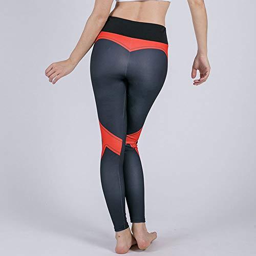 Gfdsase Pantalones cómodos de Yoga para Mujer Pantalones ...