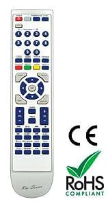 RM-Series Reemplazo mando a distancia para DAEWOO DLP17D3N