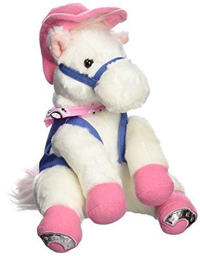 Aurora Plush 9  bianca Pony by Aurora Plush