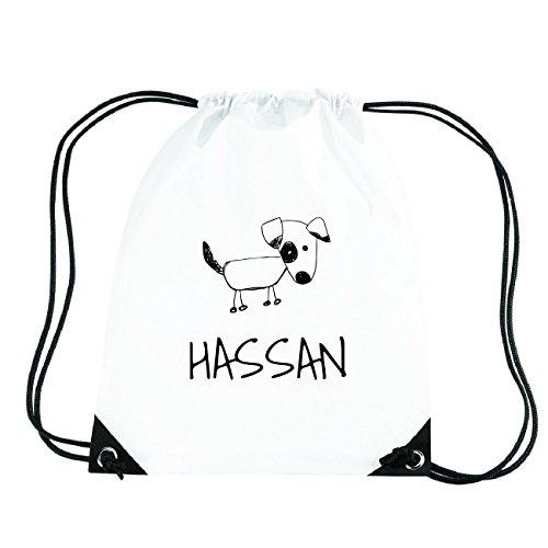 JOllipets HASSAN Turnbeutel Sport Tasche PGYM5405 Design: Hund PKJebMbrrs