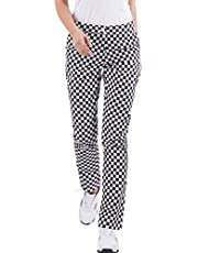Bakery Women's Golf Pants Stretch Straight Lightweight Breathable Chino Pants