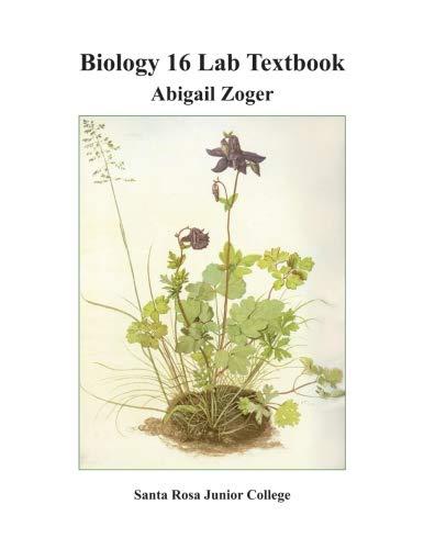 Biology 16 Lab Textbook