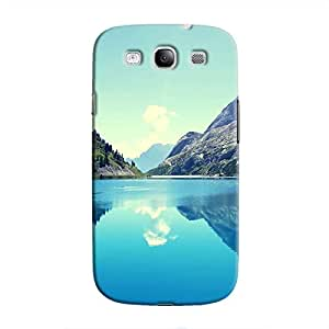 Cover It Up - Beautiful Lake Galaxy S3 Hard Case