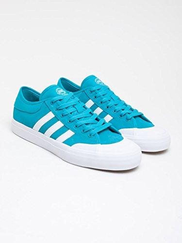 adidas Hombre matchcourt Adv Skate zapatos Energy Blue S17/Ftwr White/Gum4