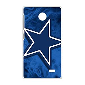 Blue unique star Cell Phone Case for Nokia Lumia X