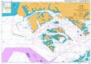 BA Chart 4040: Singapore, Indonesia and Malaysia, Tuas View to Pulau Sakijang Bendera (S. John's - View Indonesia