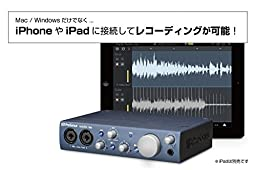 AudioBox iTwo 2x2 USB/iPad Recording System