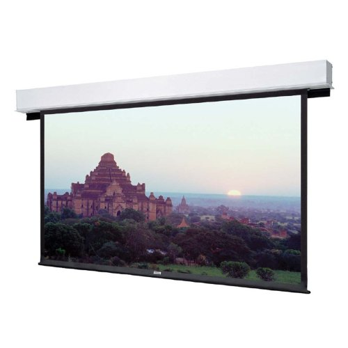 Da-Lite Advantage Deluxe Electrol - Projection screen (motorized) - 150 in - 4:3 - High Contrast Matte -