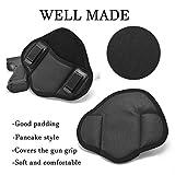 GEEDUD Pancake Holster, Gun IWB Holster PU Leather