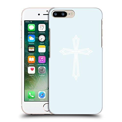 GoGoMobile Coque de Protection TPU Silicone Case pour // Q09400619 Croix chrétienne 50 Bulles // Apple iPhone 7 PLUS