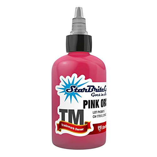 StarBrite Colors Sterilized Tattoo Ink Pink Orchid 1/2 oz
