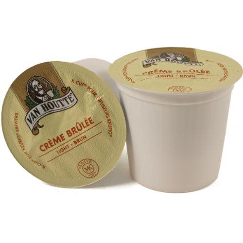 (Van Houtte Crème Brulee Light Roast Coffee Keurig K-Cups, 36 Count)